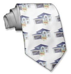 real estate tie